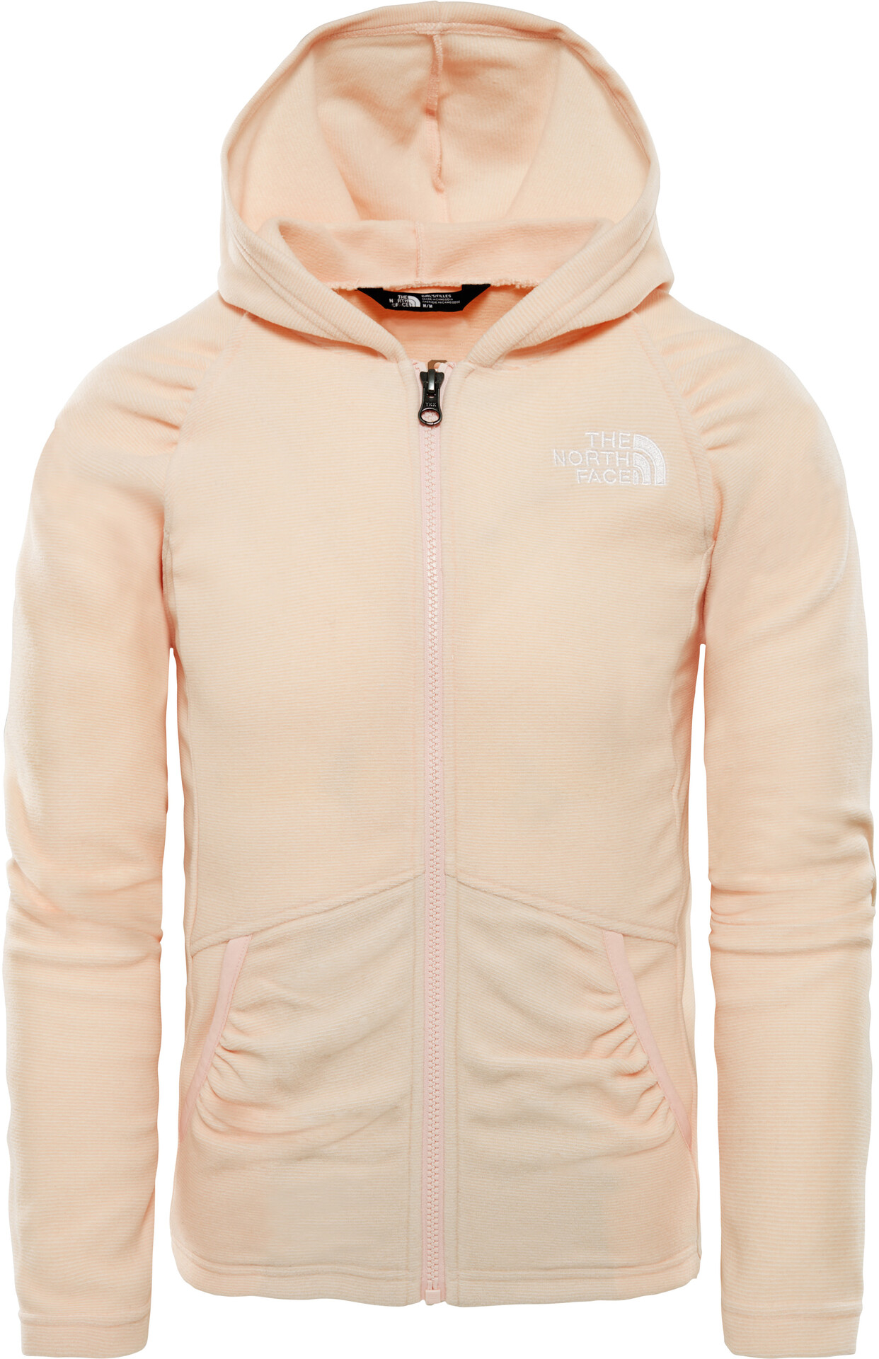 es Rosa Chaqueta Face North Niños Mezzaluna Campz The pw0qTBSW